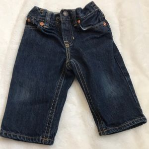 Polo baby jeans